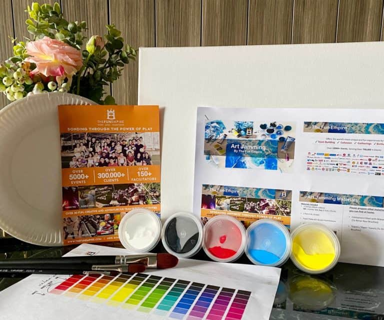 Art Jamming Home Kit